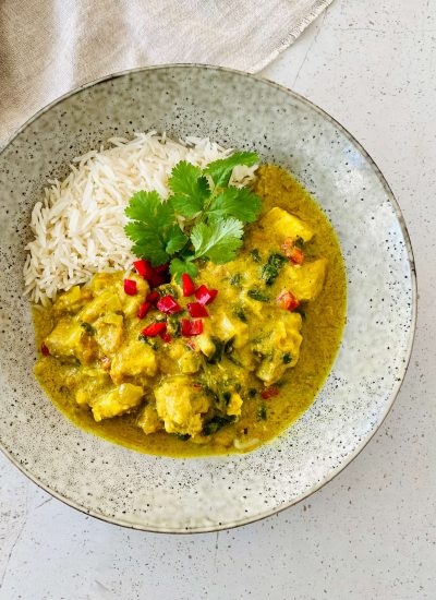 Chicken and Mango Curry by Easy Read Recipes